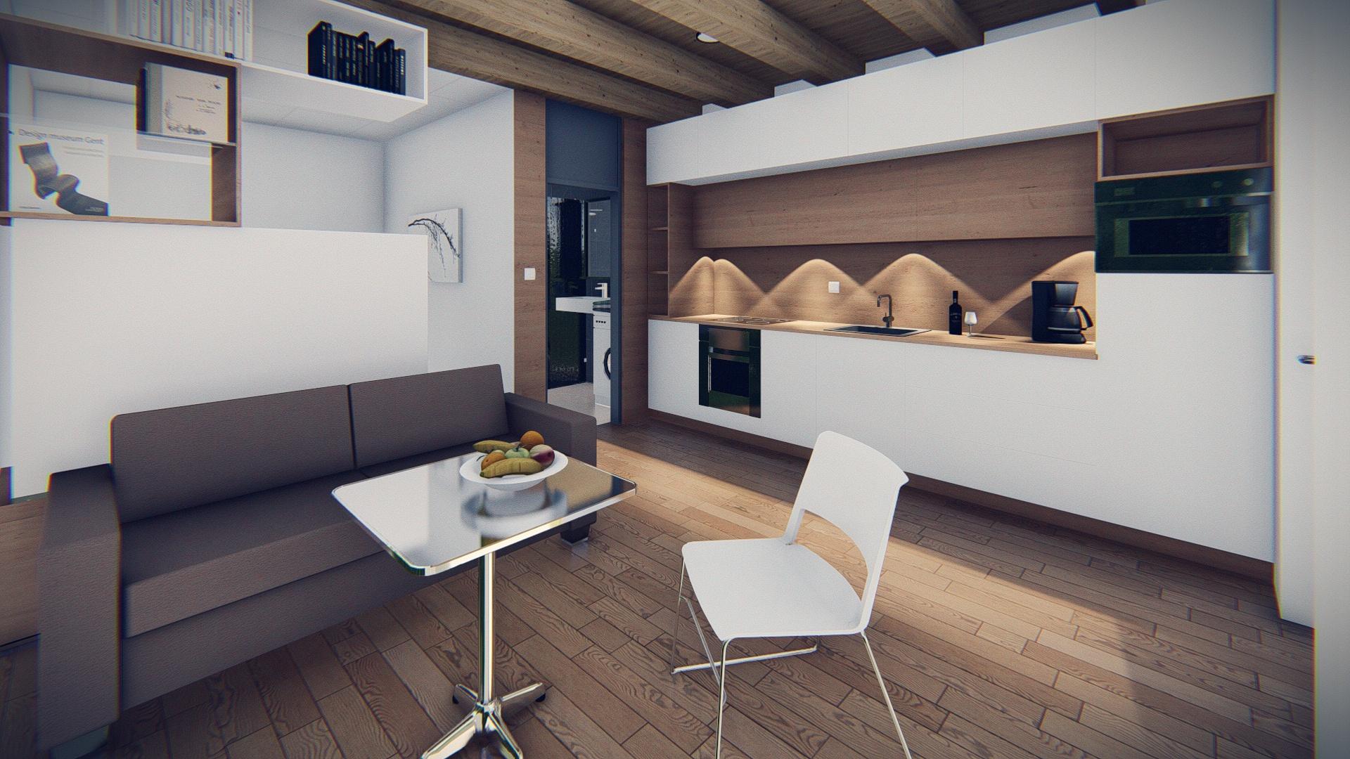 Kamenná byt 1 kk v 1NP změna5
