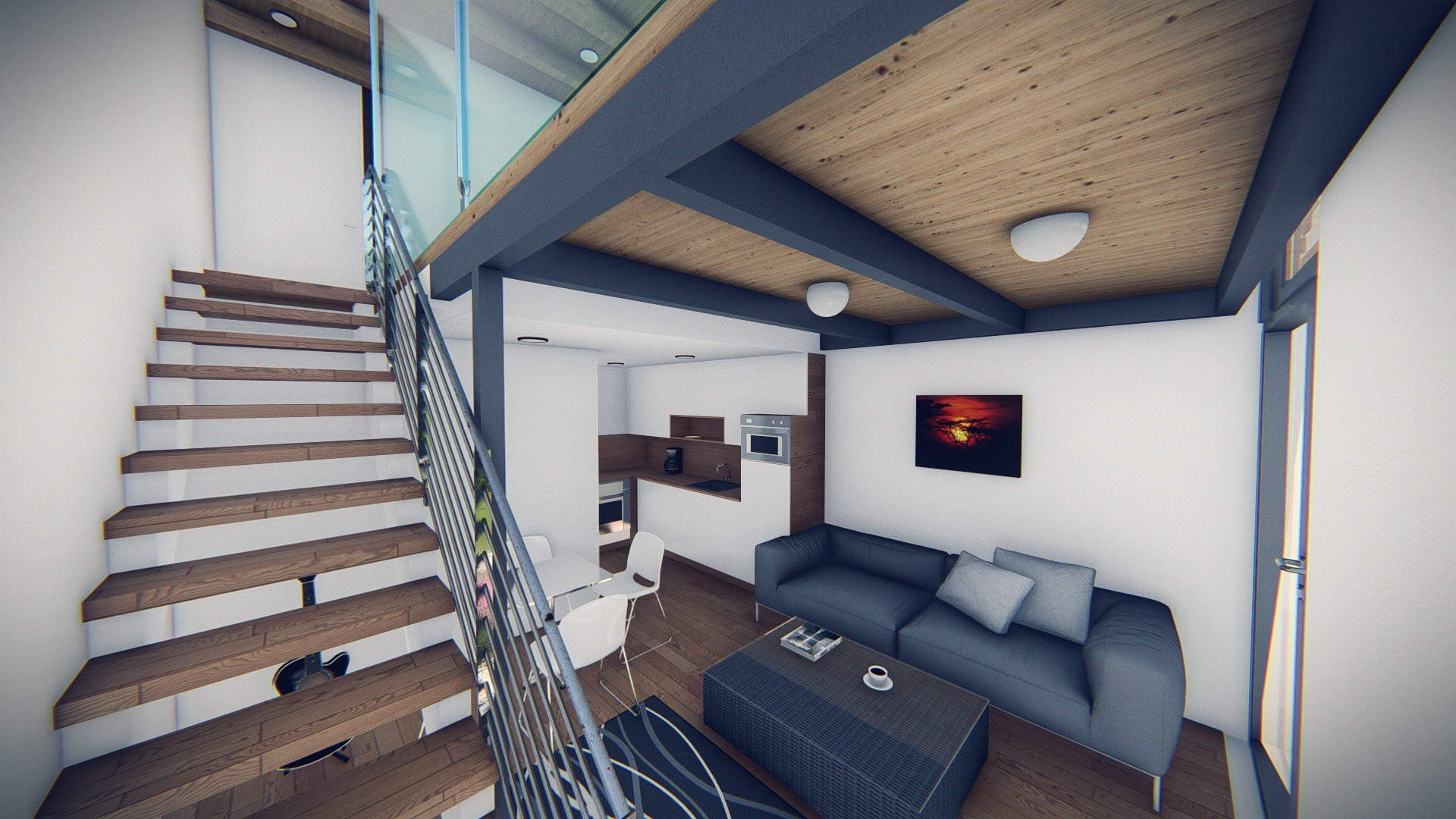 Kamenná byt 2 kk 2NP změna6
