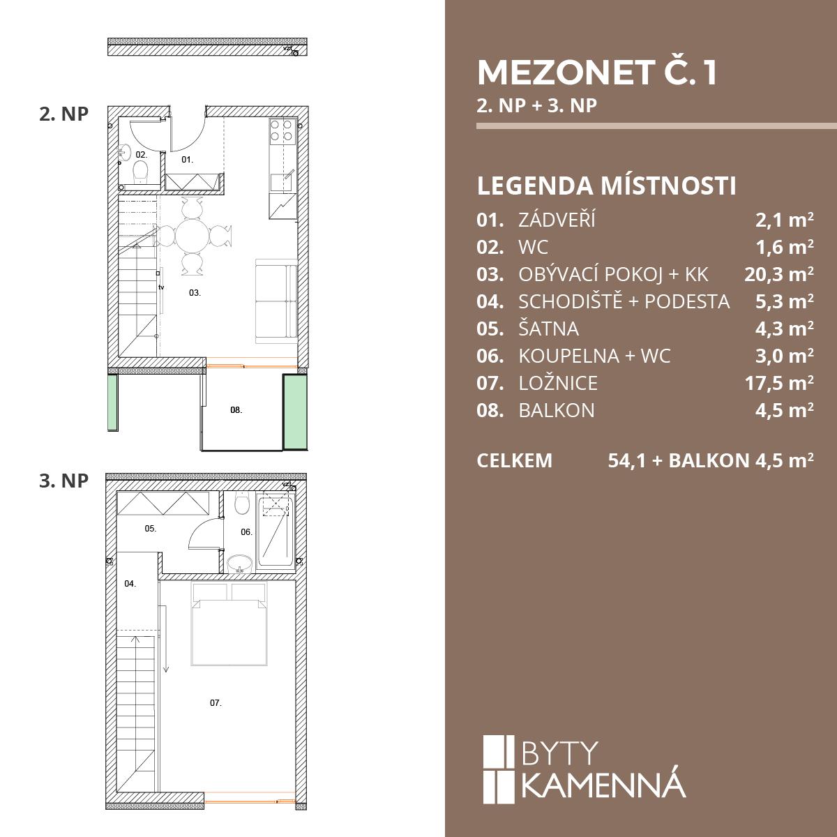 MEZONET 6